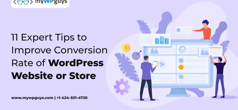 improve conversion rate