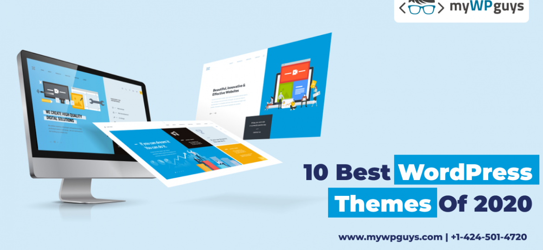 10 best WordPress themes of 2020